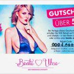 Beate Uhse - mit Gutscheinen lockt man Anleihegläubiger